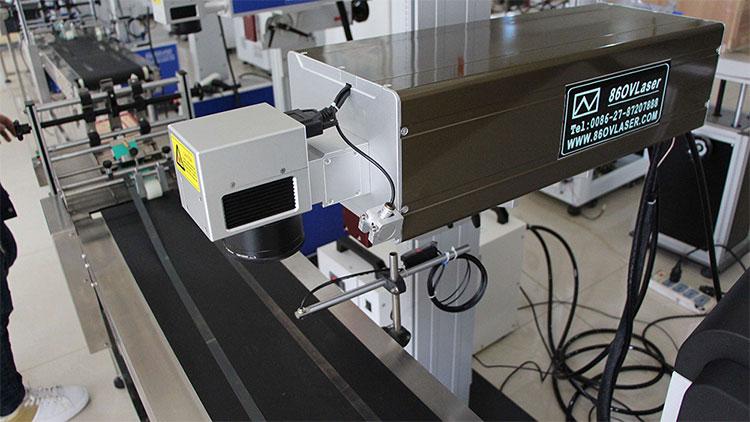 Ultraviolet Laser Marking Machine