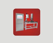 Rotary pneumatic coding machine