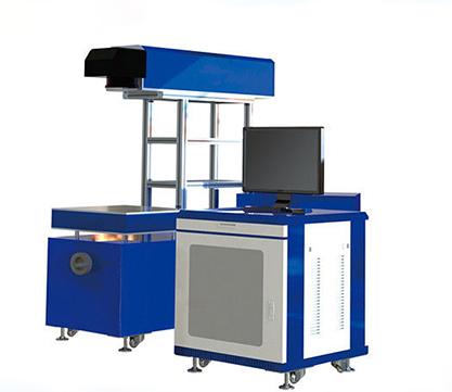 Laser Marking Equipment Label 3D Laser Marker Nonmetal Surface Laser Marking