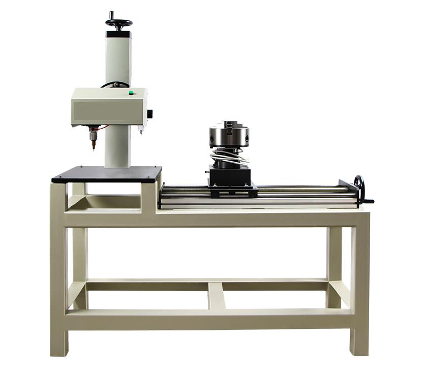 Flange Valves Pneumatic Dot Pin Marking Machine Equipment   Pneumatic  Marking Machine