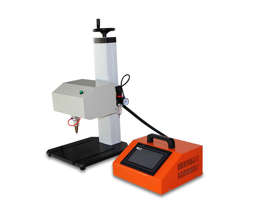 Pneumatic Marking Machine Metal Marking Equipment Dot Peen Pin Marker