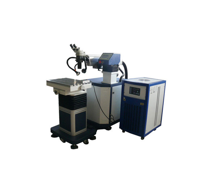 400W Mould Laser Welding Machine with Boom System , laser welding equipment