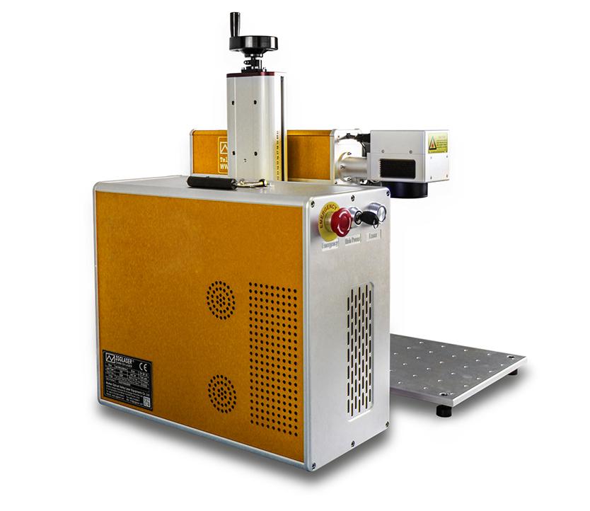 Deep engraving 30w 50w portable fiber laser engraving machine jewelry engraving machine