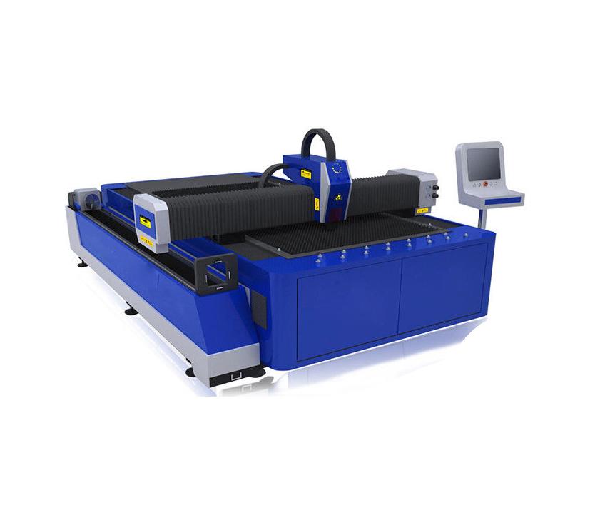 Large Format CNC Laser Cutter 500W 60m/min Speed for Sheet Metal