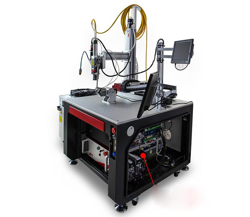 1000w  Industrial Laser Welding Machine