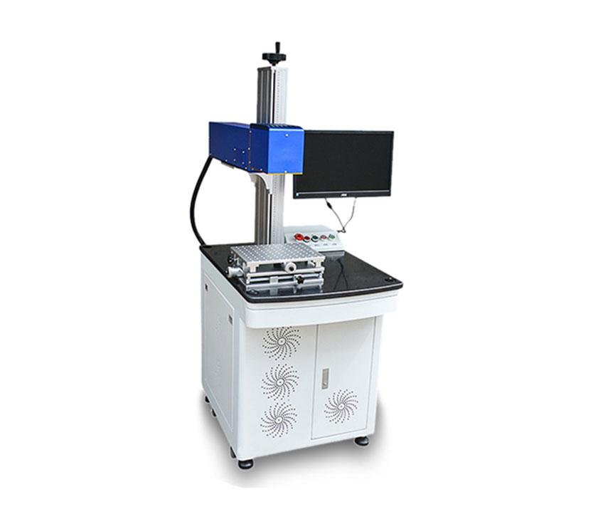 30w 50w   3d fiber  laser   marking engraving machine  for stainless steel metal