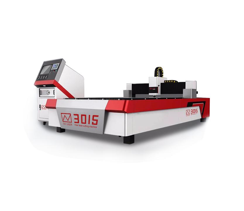 Fiber Laser Cutting Machine for Metal SS MS 200W 300W 500W 800W 1000W 2000W