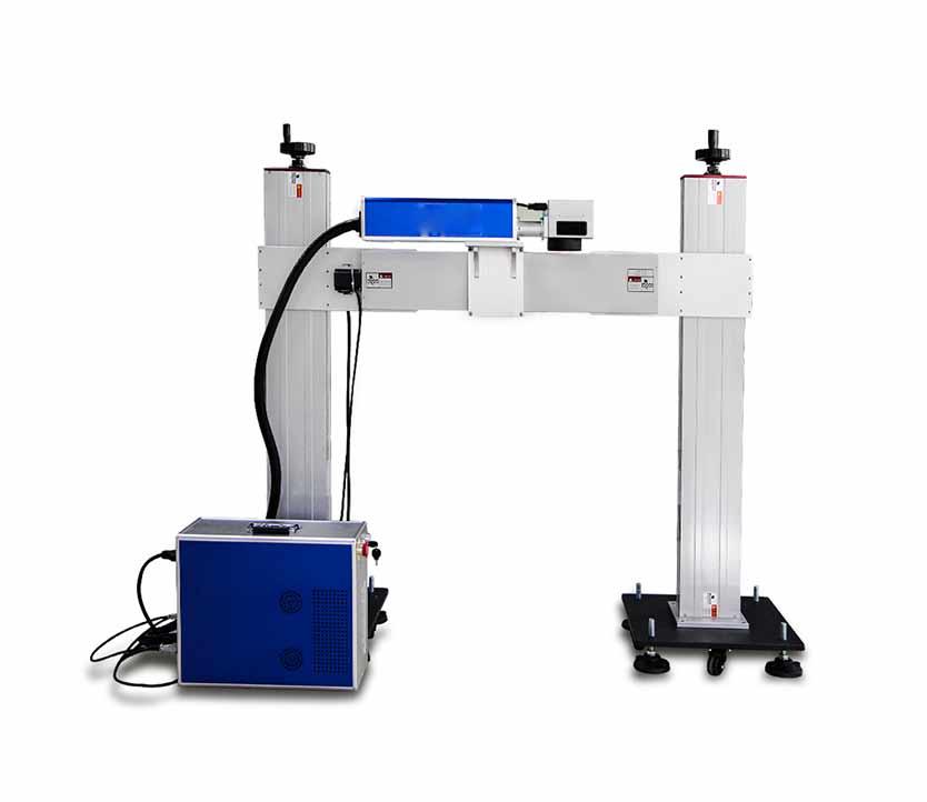 Fly Laser Marking machine