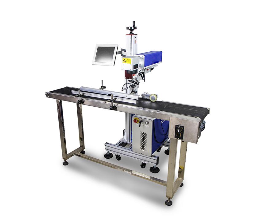 30w adjustable laser marker